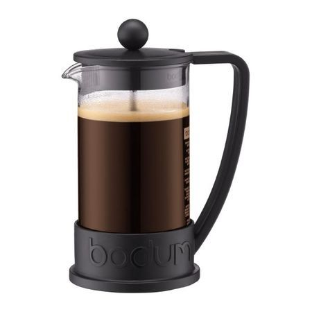 The Bodum Brazil French Press Coffee Maker