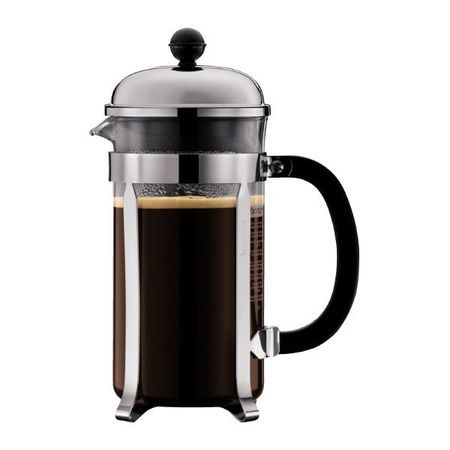 The Bodum Chambord French Press Coffee Maker