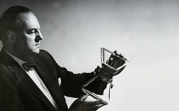 Dr. Peter Schlumbohm, the father of the Chemex Coffee Maker
