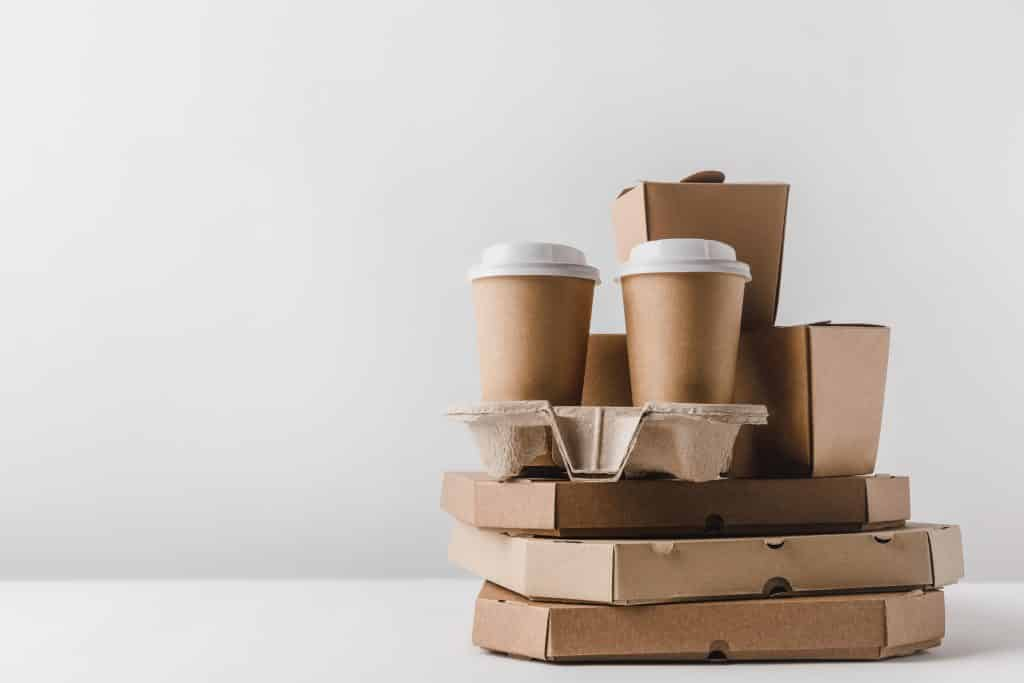Coffee and cardboard taste