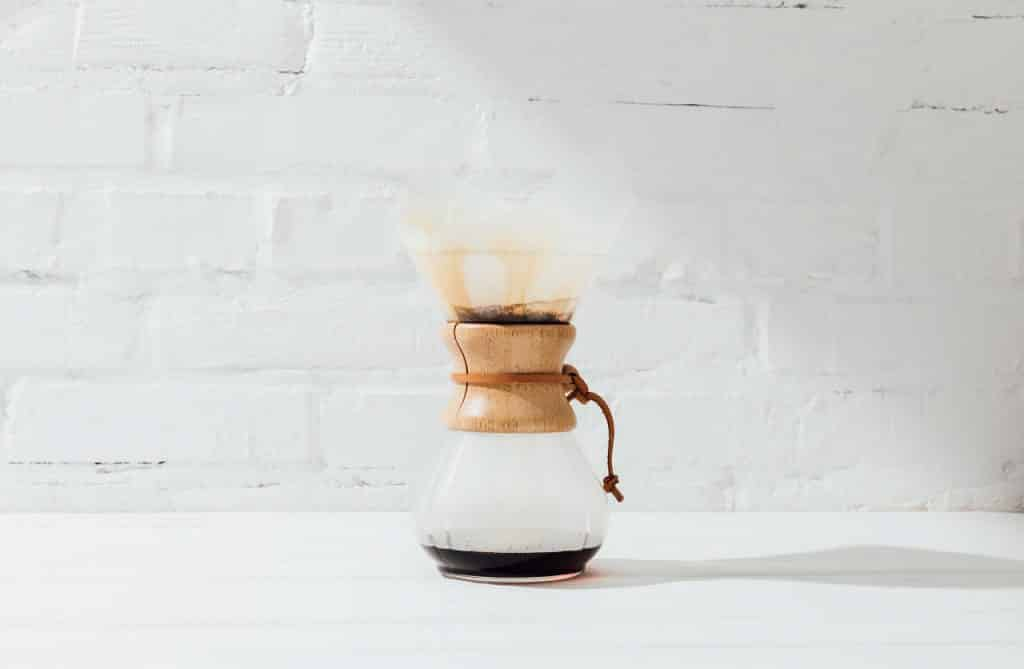 A Chemex Coffee Maker. Can It Go On A Stove?
