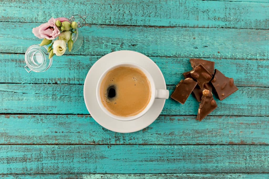 Why Are Coffee And Chocolate So Good Together?